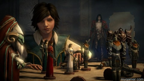Wanna play? New Castlevania: Lords of Shadow 2 Screens New Castlevania: Lords of Shadow 2 Screens How will the game end
