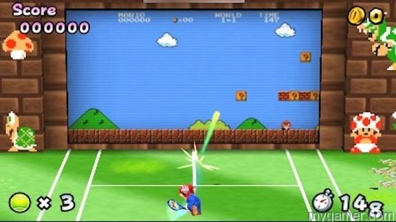 A new twist on classic Mario Mario Tennis Open (3DS) Review Mario Tennis Open (3DS) Review Mario Tennis Open MarioBros