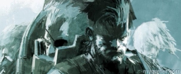 Metal Gear Solid Legacy Collection Available Now Metal Gear Solid Legacy Collection Available Now Metal Gear Banner