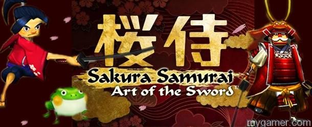 Sakura Samurai 3DS banner