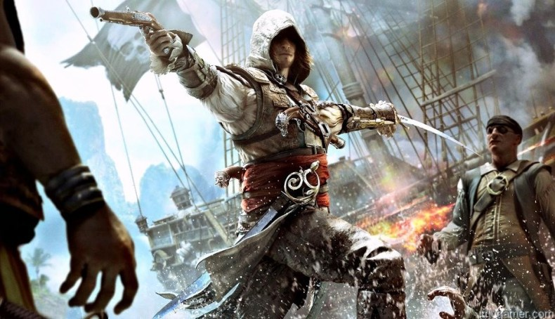 Learn About Pirates in Latest ACIV Trailer Learn About Pirates in Latest ACIV Trailer Assassins Creed IV 1
