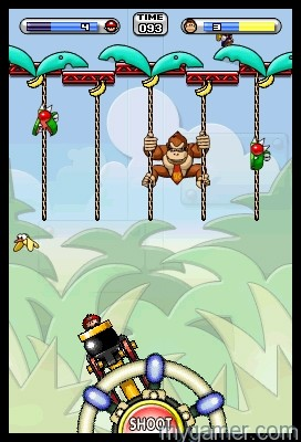 Boss fights are actually pretty fun Mario vs Donkey Kong: Minis March Again! (DSiWare) Review Mario vs Donkey Kong: Minis March Again! (DSiWare) Review Mario vs DK MMA DK Fight