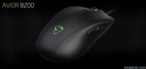 it has a low profile Mionix Avior 8200 Gaming Mouse Review Mionix Avior 8200 Gaming Mouse Review Product banner Avior8200 02