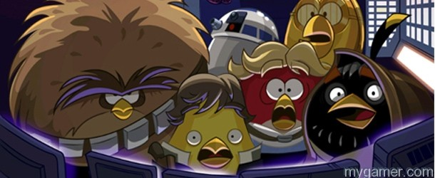 Angry Birds Star Wars banner