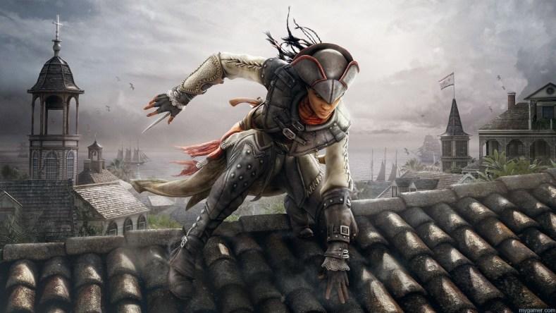 Assassins Creed Liberation HD 1