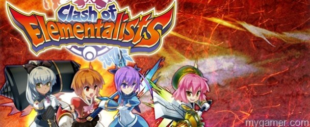 Clash of Elementalists (DSiWare) Review Clash of Elementalists (DSiWare) Review Clash of Elementalists Banner
