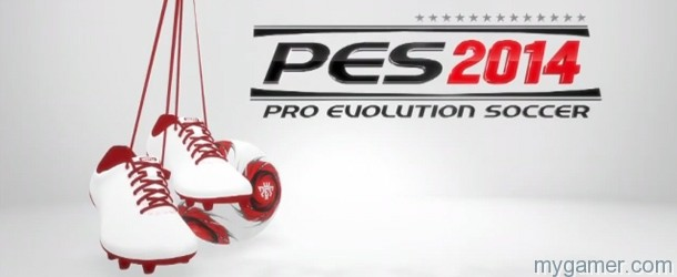 PES 2014 banner