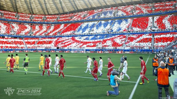 Oooooh, pretty Pro Evolution Soccer 2014 (Xbox 360) Review Pro Evolution Soccer 2014 (Xbox 360) Review pes2014 03