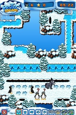Can't complain too much for being a low price eShop game Arctic Escape (DSiWare) Review Arctic Escape (DSiWare) Review Arctic Escape1