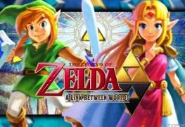 Zelda Link Betw Worlds