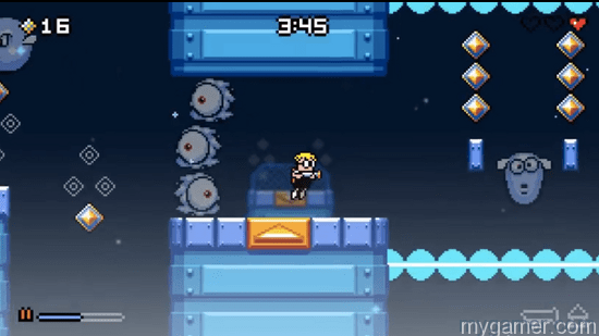 The new stages in the DELUXE version are rather challenging
