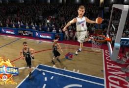 NBA Jam On Fire