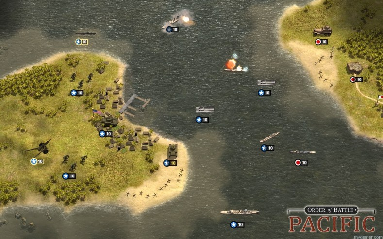 Order of Battle: Pacific First Screens! Order of Battle: Pacific First Screens! OOBP ssX1