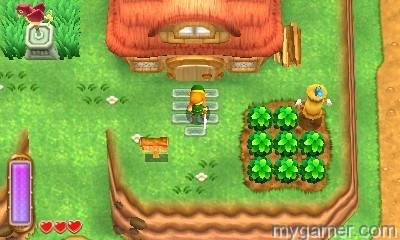 Look familiar?  The Legend of Zelda: A Link Between Worlds 3DS Review The Legend of Zelda: A Link Between Worlds 3DS Review Zelda Link Betw House
