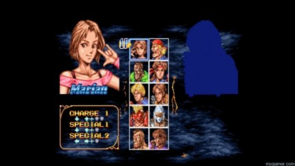 There are 8 fighters including fan favorite Abobo
