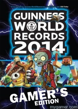 Guinness World Rec Gamer 2014