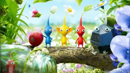 Awww, aren't they cute?! Pikmin 3 Wii U Review Pikmin 3 Wii U Review Pikmin 3 Characters