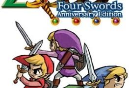 Zelda Four Swords Anniversary Edition Free on 3DS Superbowl Weekend Only Zelda Four Swords Anniversary Edition Free on 3DS Superbowl Weekend Only Zelda 4 Swords