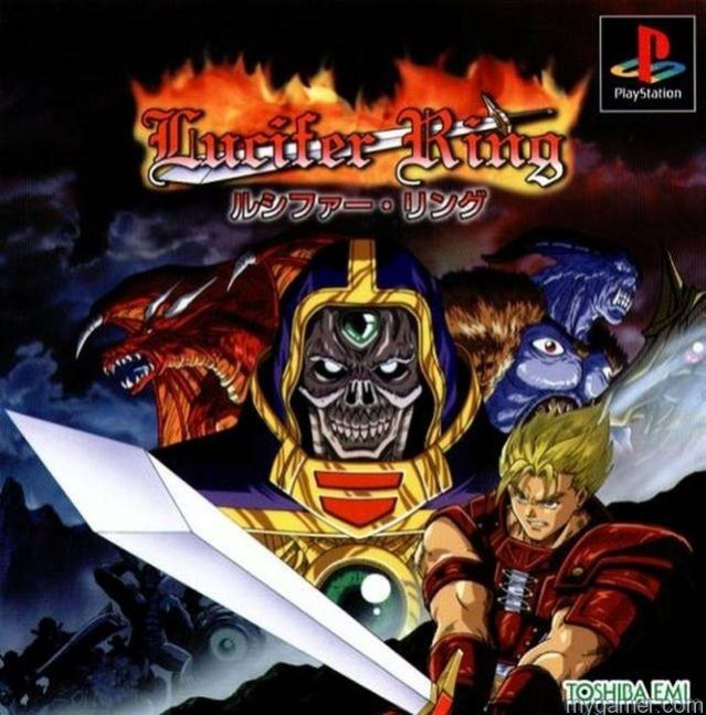 Lucifer Ring (PSOne Import on PSN) Review Lucifer Ring (PSOne Import on PSN) Review Lucifer Ring banner