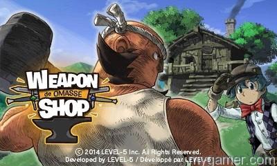 Weapon Shop Banner