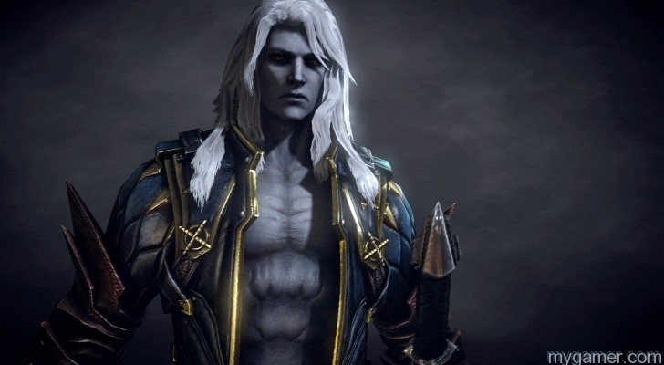 Castlevania Lords of Shadow 2 DLC Is Called Revelations Focuses on Alucard