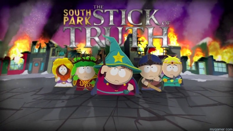 South Park: The Stick of Truth Review South Park: The Stick of Truth Review South Park Stick of Truth logo