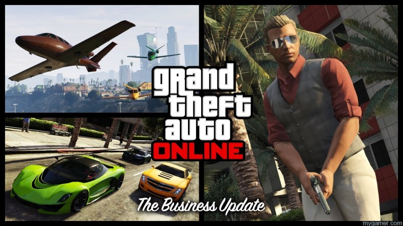 GTA Online Business Update is Live: New Jobs, Vehicles, Weapons and more GTA Online Business Update is Live: New Jobs, Vehicles, Weapons and more The Business Update 1280x720