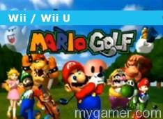 mario golf wii