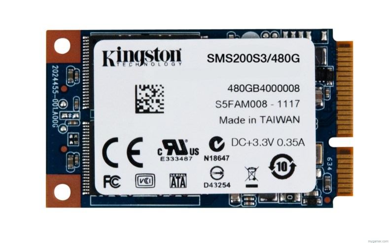 Kingston Now Offers Larger mSATA Drives Kingston Now Offers Larger mSATA Drives ms200 480GB