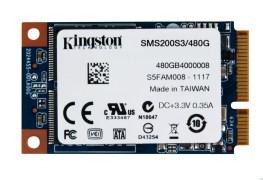 Kingston Now Offers Larger mSATA Drives Kingston Now Offers Larger mSATA Drives ms200 480GB