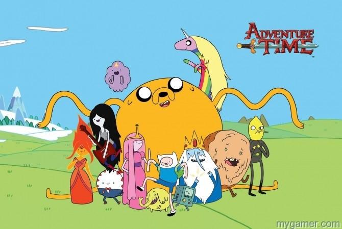 Wayforward Developing New Adventure Time Game for 3DS, 360 and PS3 Wayforward Developing New Adventure Time Game for 3DS, 360 and PS3 Adventure TIme 670x449