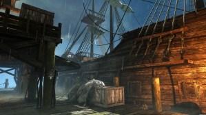 COD Ghosts Invasion Mutiny Environment