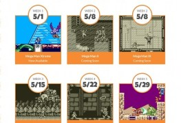 It is Mega May on the 3DS eShop It is Mega May on the 3DS eShop Megaman GB VC