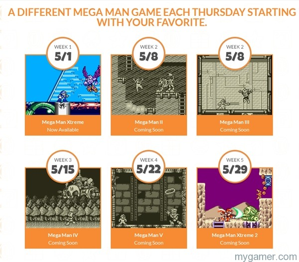 Megaman GB VC It is Mega May on the 3DS eShop It is Mega May on the 3DS eShop Megaman GB VC