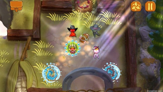 Movement is determined by stamina squids odyssey wiiu eshop review Squids Odyssey WiiU eShop Review SQUIDS OdysseyNintendo screenshot 1280X720 farwest 1024x576