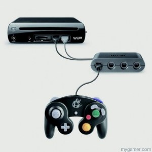 Wii U GC Adapter