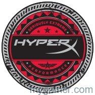 hyperx badge