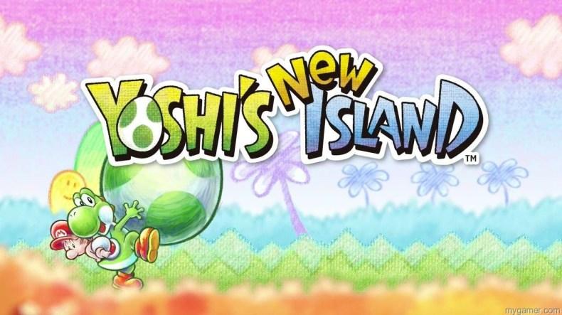 yoshis new island