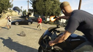 GTA Online Hold Shopping Spree