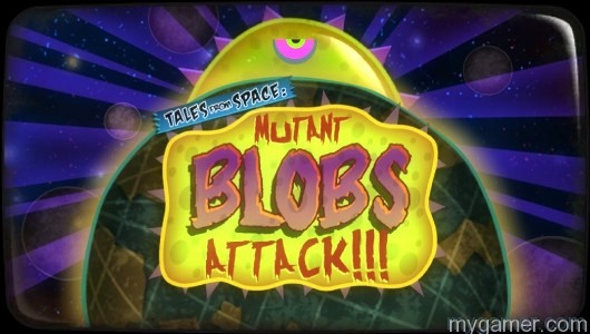 Tales from Space: Mutant Blobs Attack XBLA Review Tales from Space: Mutant Blobs Attack XBLA Review Blobs Header