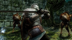 Combat in Dark Souls II