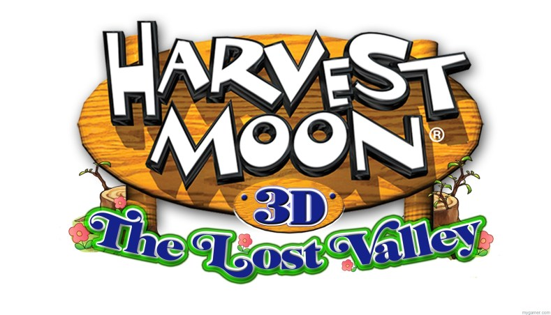 Harvest Moon The Lost Valley Goes Back to Basics Harvest Moon The Lost Valley Goes Back to Basics Harvest Moon Lost Valleylogo