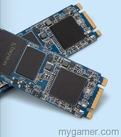 Kingston's New SATA SSD Shipping Now Kingston's New SATA SSD Shipping Now Kingston M2SATA