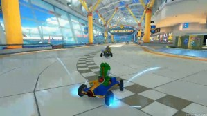 Mario Kart 8 boost