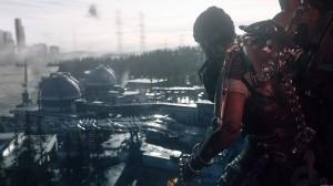 Call of Duty: Advanced Warfare Fission Flyover