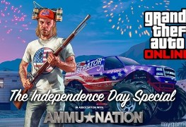 GTA Online Independence Day Special