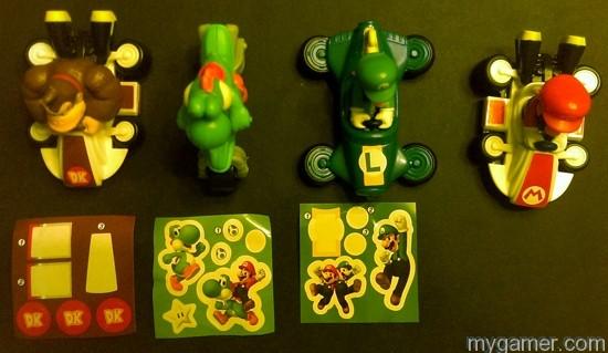 Vroooom Mario Kart 8 Happy Meal Toys Mario Kart 8 Happy Meal Toys Mario Kart 8 Happy Meal 4 Top