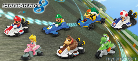 Mario Kart 8 Happy Meal Toys Mario Kart 8 Happy Meal Toys mario kart 8 happy meal