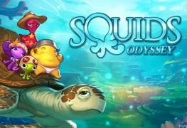 Squids Odyssey 3DS eShop Review Squids Odyssey 3DS eShop Review squids odyssey title