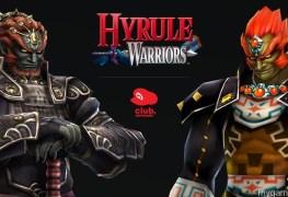 Club Nin Hyrule Warriros